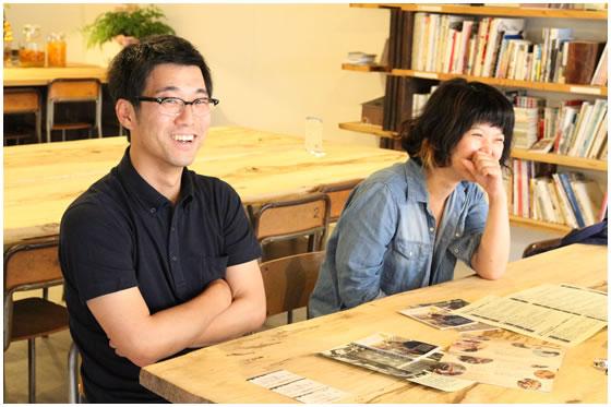 やまぐちさんと建築士平松さん