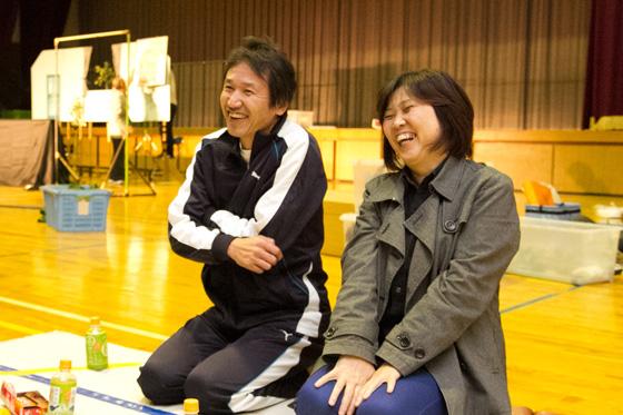 稲室さんと木田さん