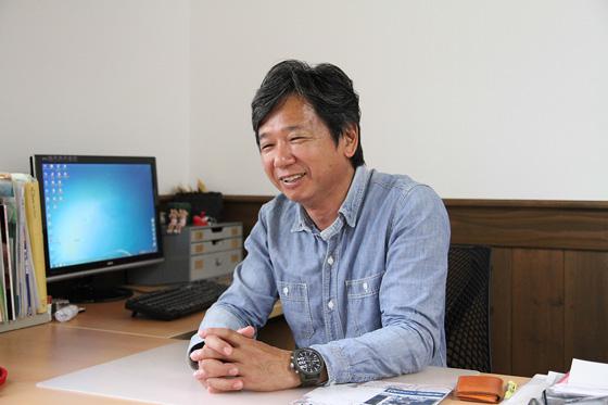 播但沿線活性化協議会代表小野康裕さん