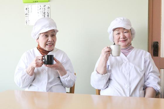 森本さんと松尾さん