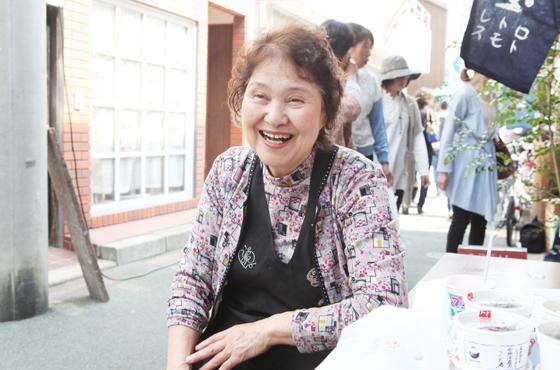 城下町洲本再生委員会会長野口純子さん