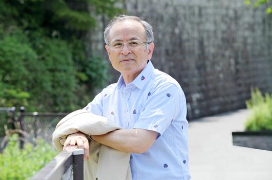 NPO法人 関西芸術文化支援の森 ゆずりは 代表理事和泉喜久男さん