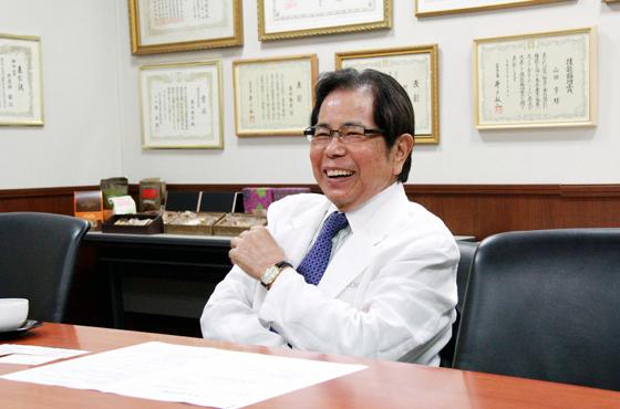 株式会社エーデルワイス代表取締役会長比屋根毅さん