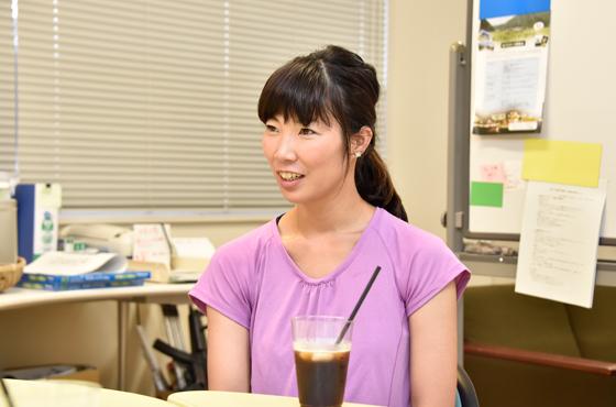 神戸大学農学研究科地域連携センター 特命助教 清野未恵子さん 兵庫県篠山市