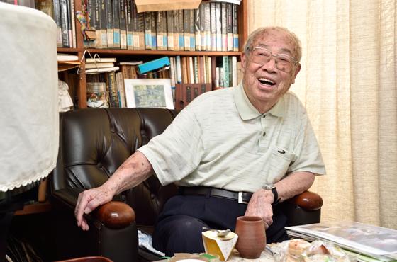 合唱指導者 鈴木史朗さん(85) 兵庫県相生市