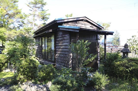 これから改修する家屋。