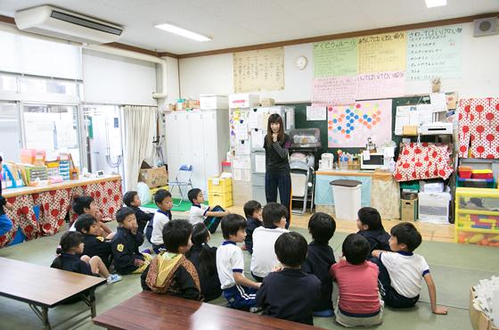 高砂学童保育所まつぼっくり(高砂市立高砂小学校)