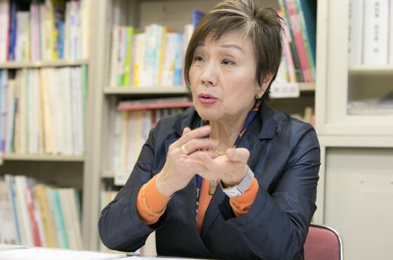 認定NPO法人コミュニティ・サポートセンター神戸 理事長 中村順子さん(兵庫県神戸市)