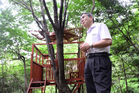 NPO法人はりま里山研究所 理事長 熊谷哲さん (兵庫県姫路市)