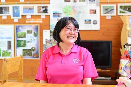子育て支援グループ キララ 代表 山本梨香さん (兵庫県三田市)