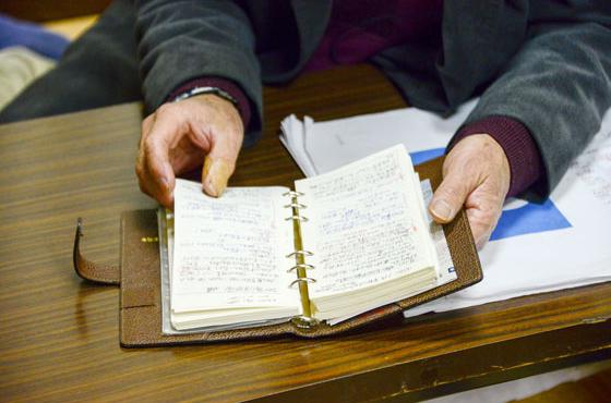 毎日つける日記は、新しい事業やヒントを生み出す源