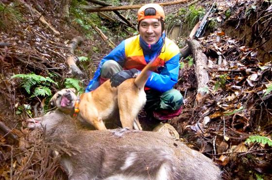 罠づくり、射撃練習など、準備を重ねて迎える狩猟シーズン