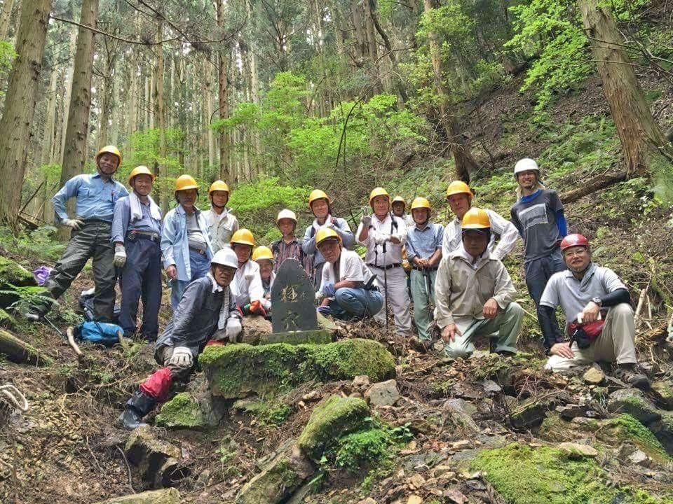 地域の皆さんと協働で進める森林整備 (NPO法人丹波グリーンパートナー)