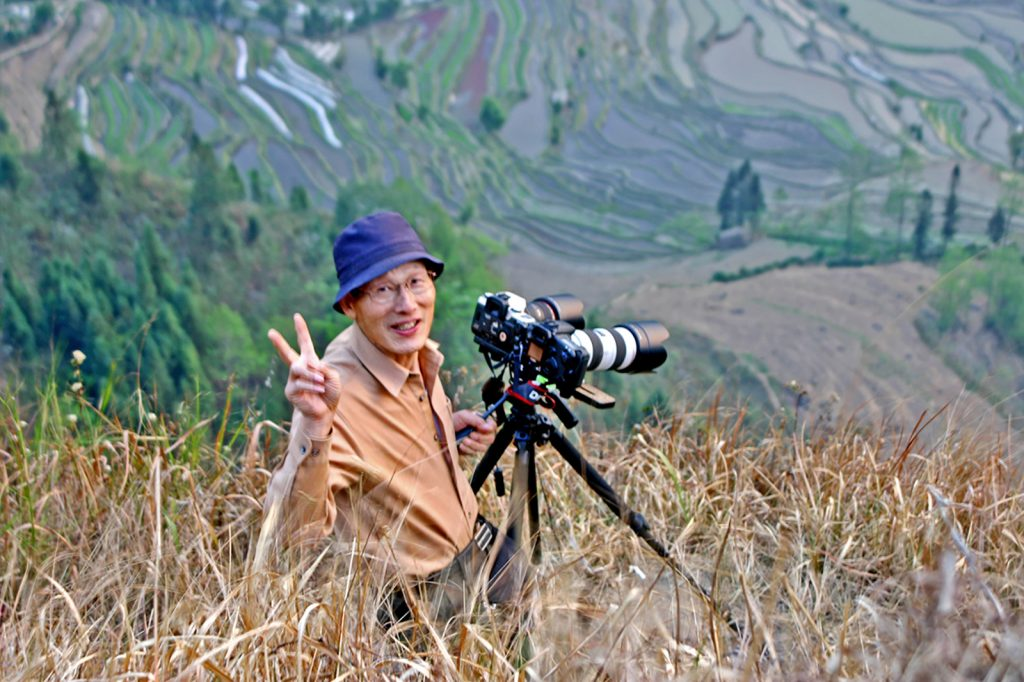 87歳を迎えた現在でも自宅にいる時間は少なく、興味のあるものを撮るためなら日本のみならず世界中を駆け回っている