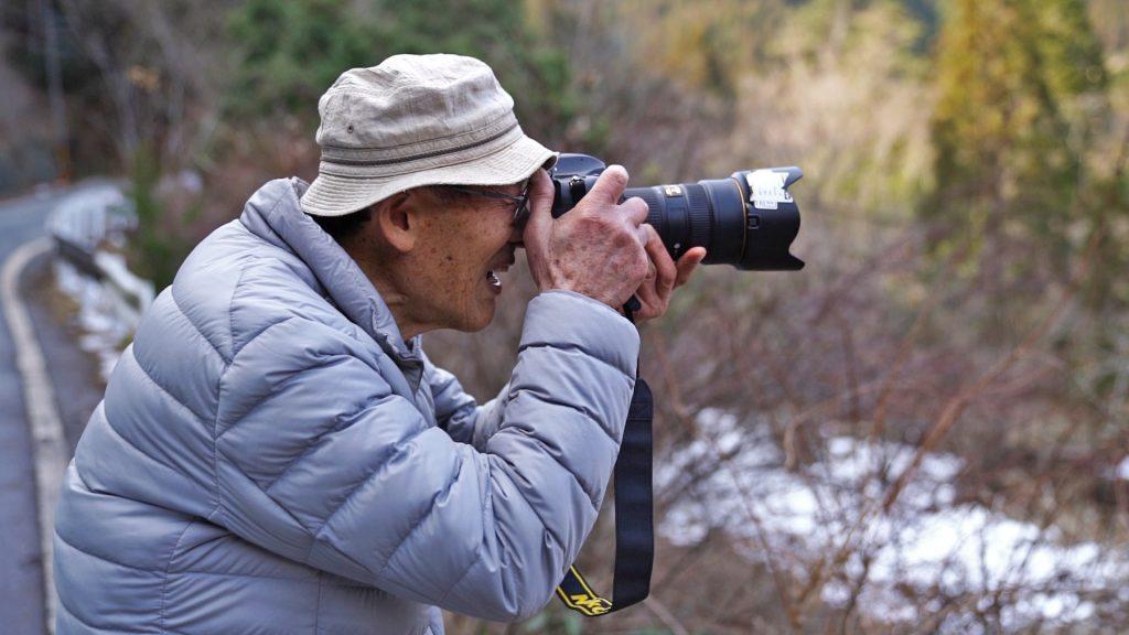 天気が良い時は、ほぼ毎日カメラ片手に撮影に向かい、帰宅後はパソコンに向かって画像の確認・編集を行う