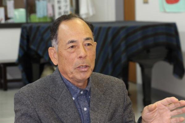 藤井さん(会長)