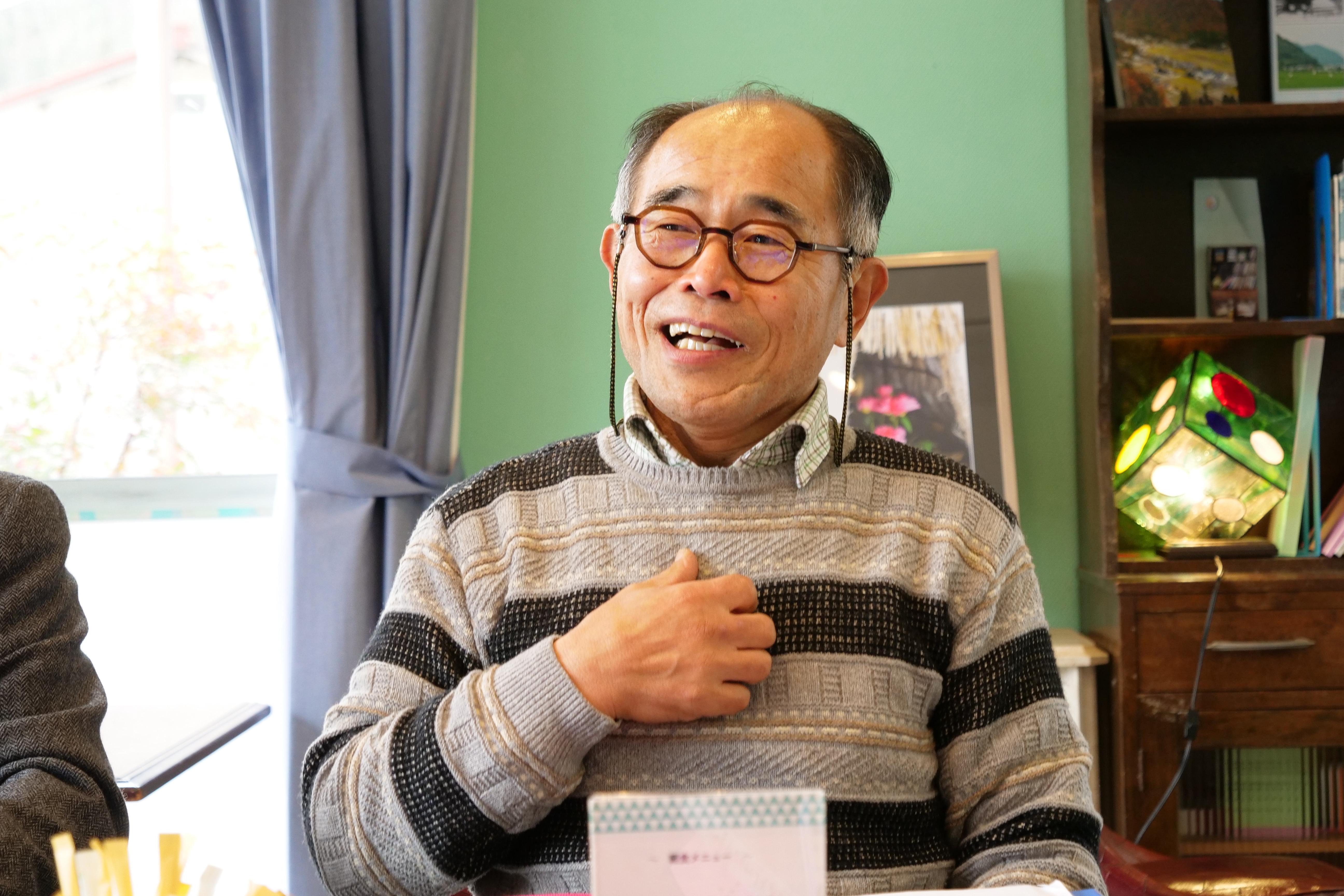 岡田 秀紀 さん