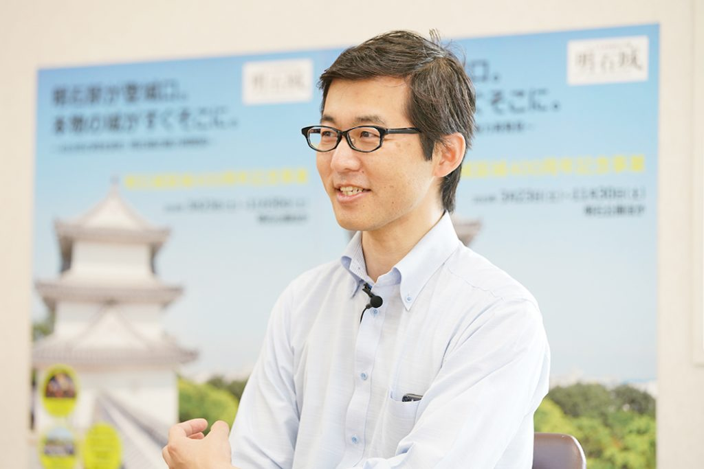 本岡勇一さん