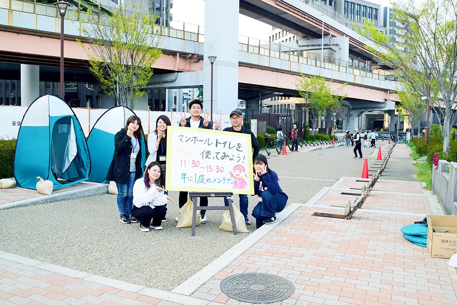音楽フェスの実行委員は大学生たちが中心。被災体験がなくても社会活動に意欲的な姿を、大震災の風化を恐れる世代の人々へ伝える架け橋になりたいと石田さんは語る。