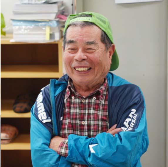 三原廣巳さん