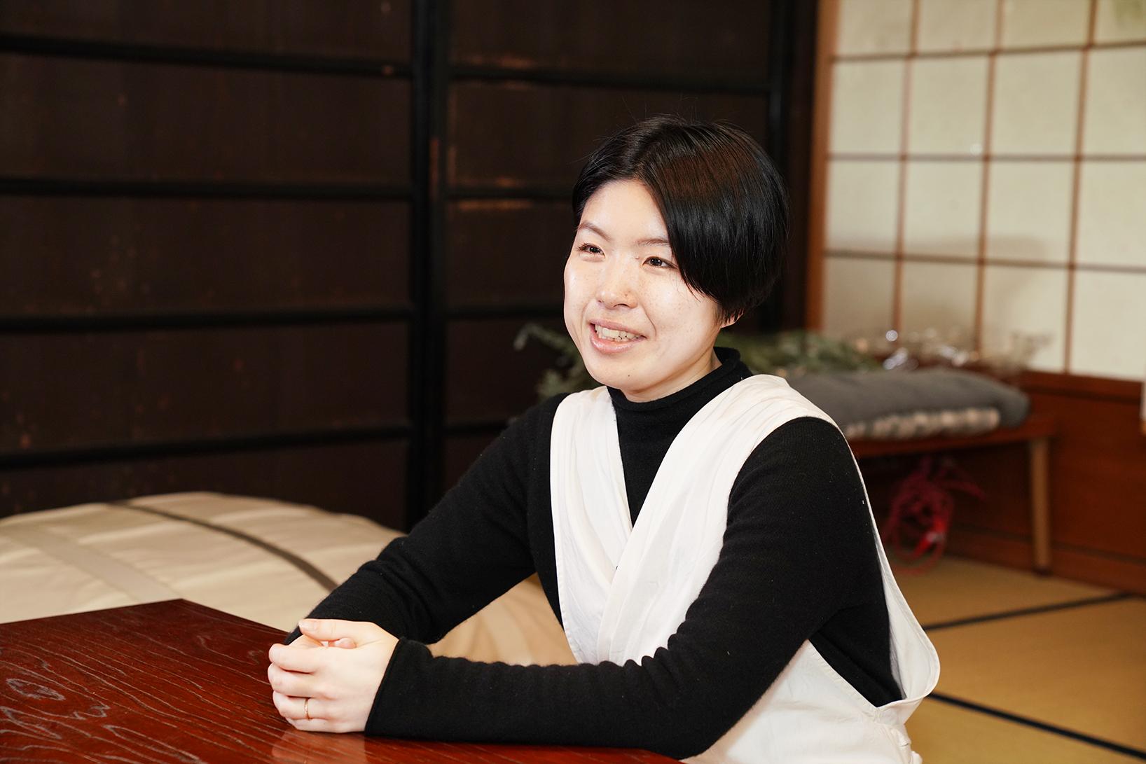 小野圭耶さん