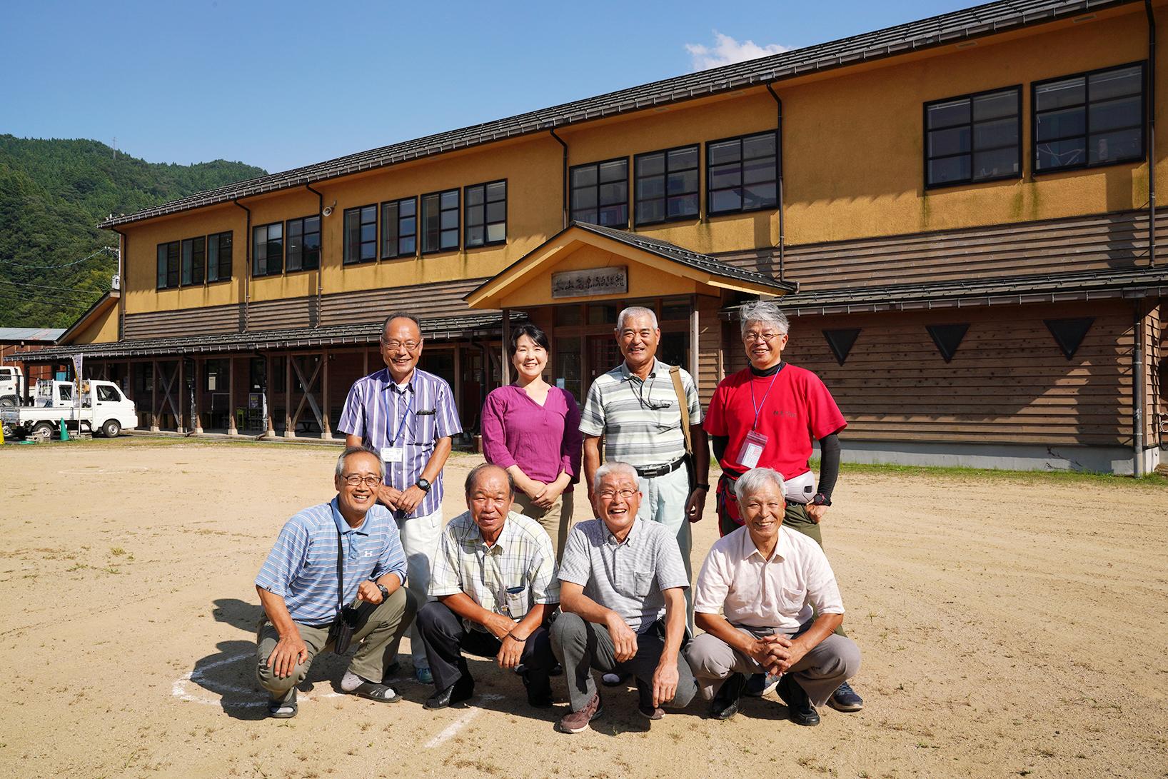 NPO 法人上山高原エコミュージアム