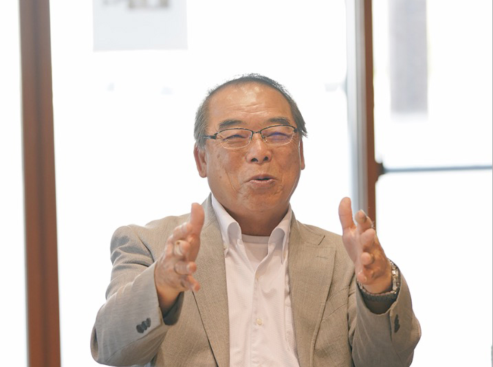長澤 守さん