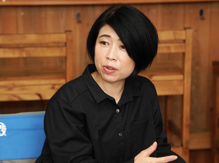 竹内 紀美子さん