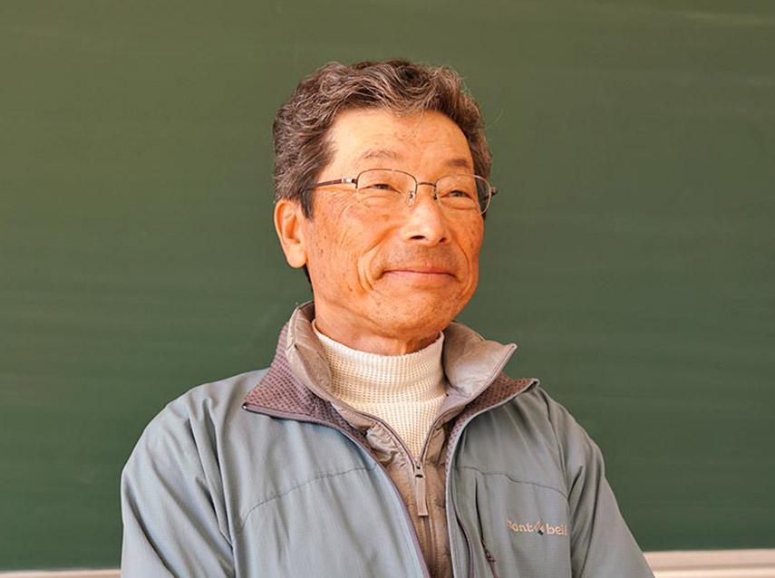 福原 祥雄さん