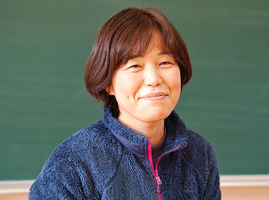 中尾 美恵子さん