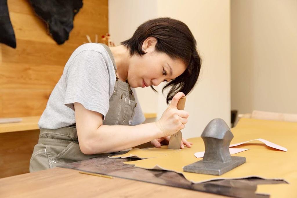 今の自分にできる精一杯の技術と想いを注ぎ、靴づくりに取り組む