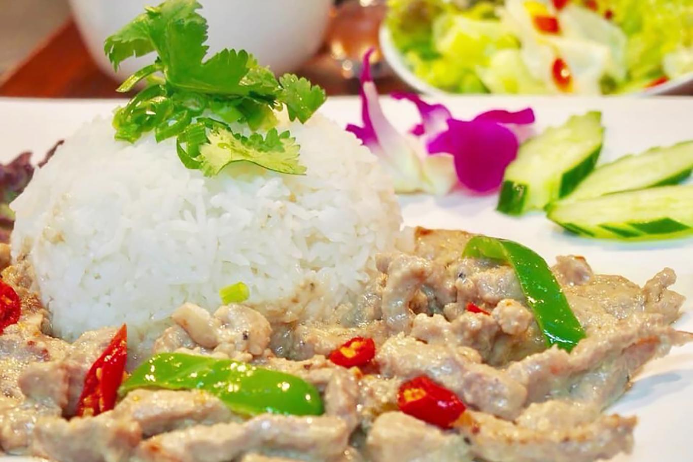 神戸アジアン食堂バルSALAで提供されている料理