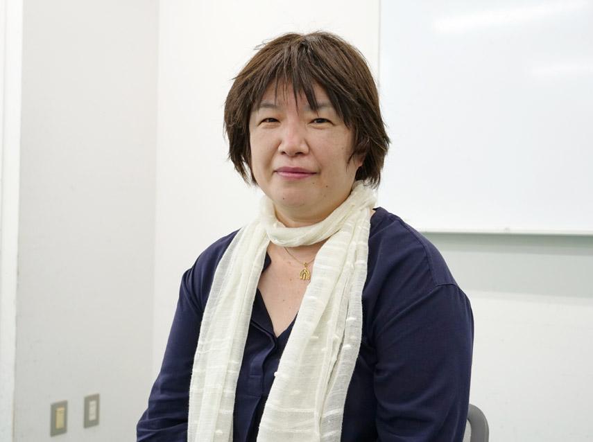 喜多河 恭子さん
