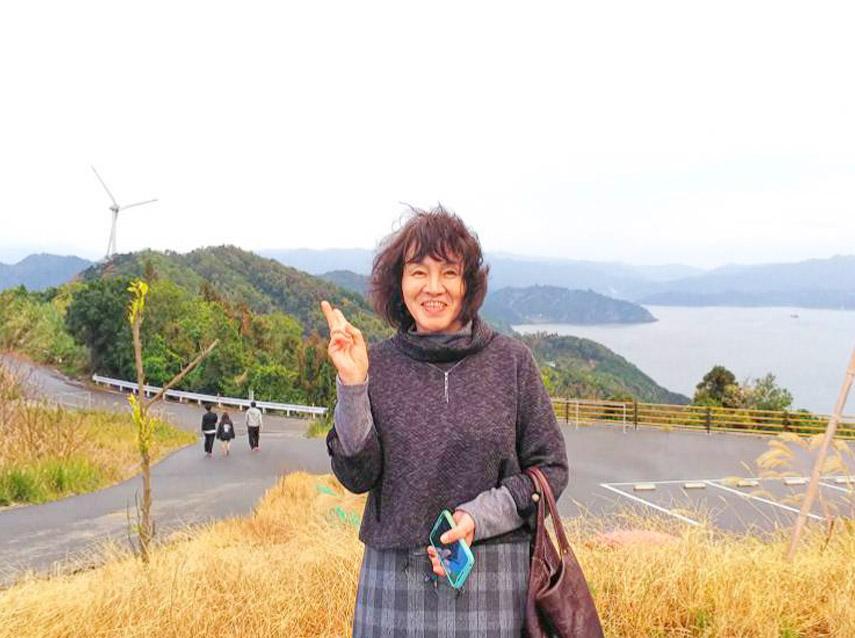 岩元 京子さん